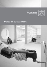 Preisliste FEIN MultiMaster 04/2013