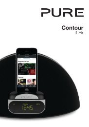 Contour i1 Air owner's manual (German-Danish) - Support - Pure.com