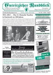 Ausgabe 04-13 August - Leipziger Info