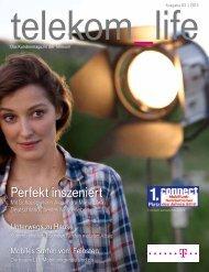 Ausgabe 02 | 2012 Telekom Life