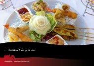 .. thaifood im grünen - riverside