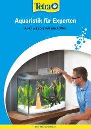 Aquaristik für Experten - Tetra