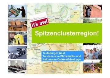 Kulturraum OWL - Herbert Weber - Teutoburger Wald
