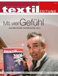 Mit vielGefühl - Österreichische Textil Zeitung