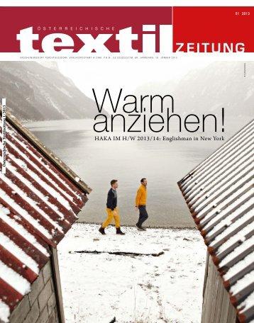 wäsche - Österreichische Textil Zeitung