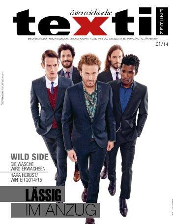 LÄSSIG - Österreichische Textil Zeitung