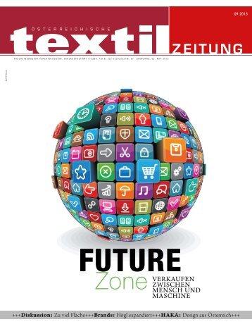 future - Österreichische Textil Zeitung