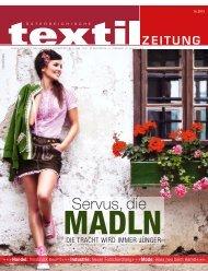 Servus, die - Österreichische Textil Zeitung
