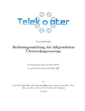 Download - Technische Hochschule Wildau