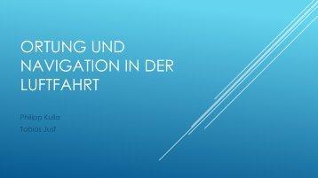 Ortung und Navigation in der Luftfahrt - Technische Hochschule ...