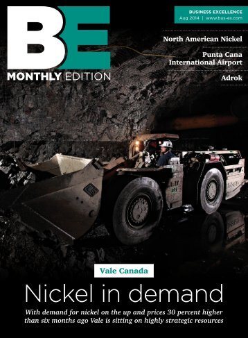 Nickel in demand