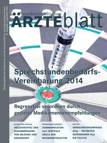 Niedersächsisches Ärzteblatt