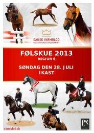 katalog - Dansk Varmblod Region 6