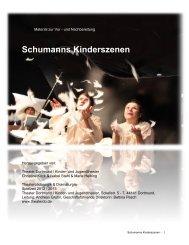 Material für Pädagogen und Erzieher - Theater Dortmund