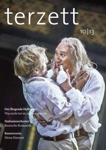 Oktober 2013 - Theater St. Gallen