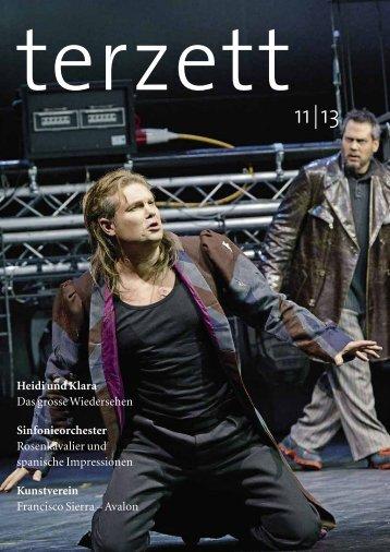 November 2013 - Theater St. Gallen