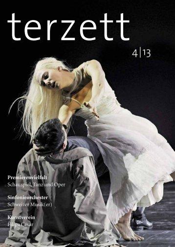 April 2013 - Theater St. Gallen