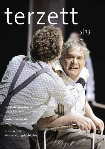 Mai 2013 - Theater St. Gallen