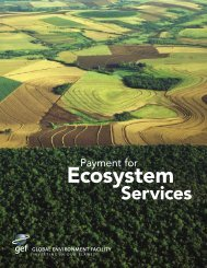 Ecosystem - Global Environment Facility