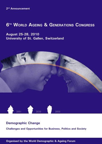 August 25-28, 2010 University of St. Gallen, Switzerland ...