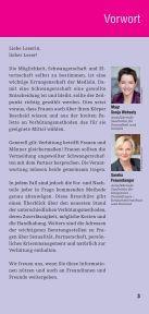 Broschüren des Wiener - Frauengesundheit-Wien - Seite 5