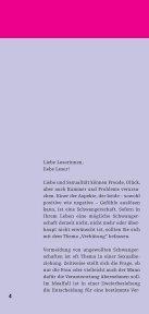 Broschüren des Wiener - Frauengesundheit-Wien - Seite 6