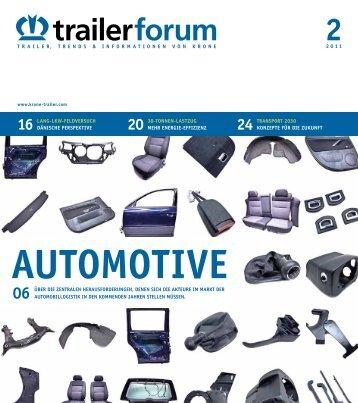 KRONE trailerforum 2-2011