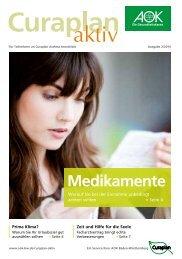Magazin Curaplan aktiv 2/2014 - Asthma bronchiale