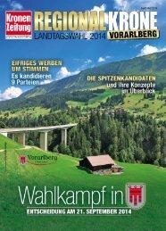 Regionalkrone Vorarlberg_140914