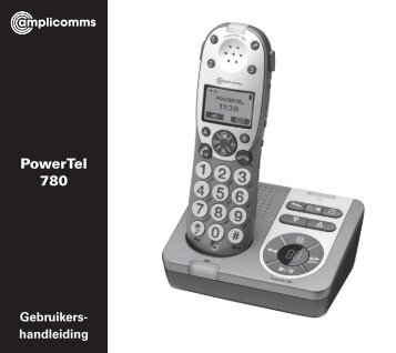 PowerTel 780 - Phone Master