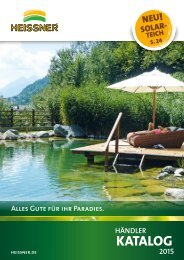 Heissner Katalog 2015