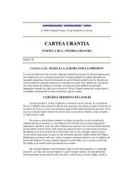 Capitulol 62 - RASELE LA AURORA OMULUI PRIMITIV
