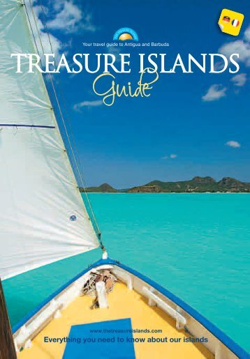 Antigua - The Treasure Islands
