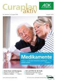 Magazin Curaplan aktiv 2/2014 - COPD