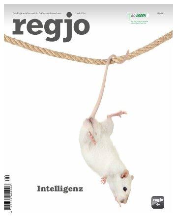 regjo Südostniedersachsen - Heft 5 - 2014 - Intelligenz - teaser