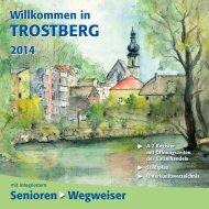 Stadtbroschüre TROSTBERG