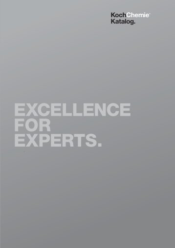 EXCELLENCE FOR EXPERTS. - Thommen Furler AG