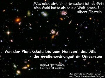 R - Universität zu Köln