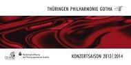 Konzertprogramm 2013/2014 als PDF (10 MB) zum Download