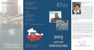 VERFASSUNG - Thüringer Landtag