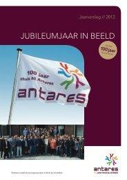 Jaarverslag 2012 - Antares