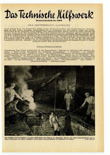 September - THW-historische Sammlung