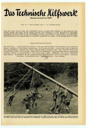 Oktober - THW-historische Sammlung