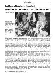 Heft 40 Tibet & Buddhismus