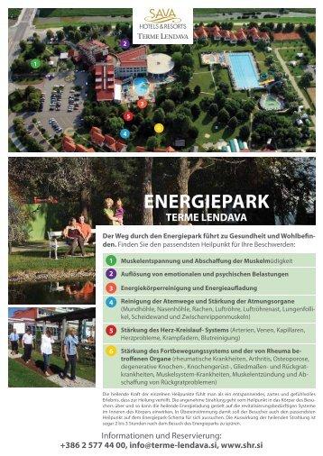 Energiepark, Therme Lendava - Sava Hotels & Resorts