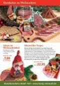 Weihnachts spezialitäten - Honig Reinmuth - Seite 5