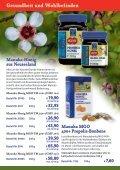 Weihnachts spezialitäten - Honig Reinmuth - Seite 6