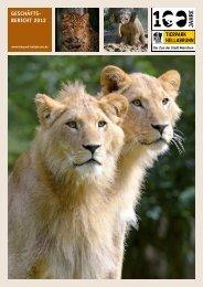 diese PDF-Datei (4 MB) - Tierpark Hellabrunn