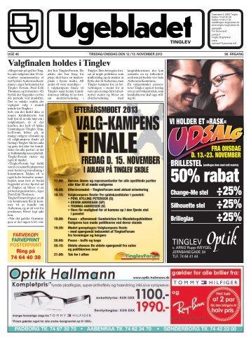 Uge 46 - Ugebladet for Tinglev