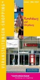 veranstaltungen-shopping - Tourist-Information Nord-Ostsee-Kanal